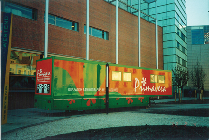 Primavera Mobile Mammography Unit