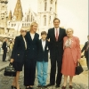 Vera with New York governor George Pataki's family